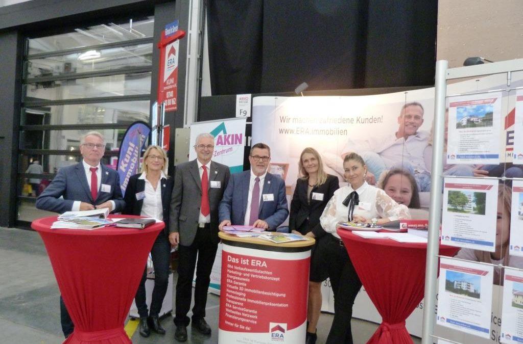 IMMO-Messe: Eindrücke aus Ludwigsburg